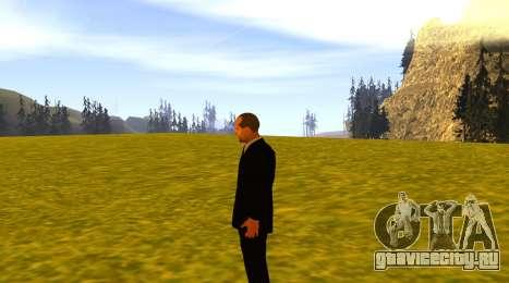 Jason Statham для GTA San Andreas шестой скриншот