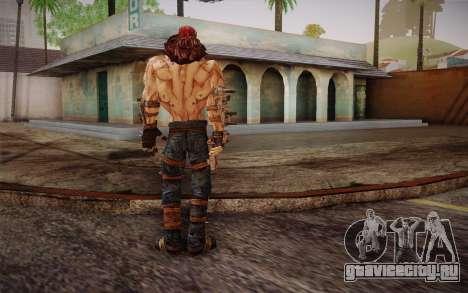 Mr. Torgue из Borderlands 2 для GTA San Andreas третий скриншот