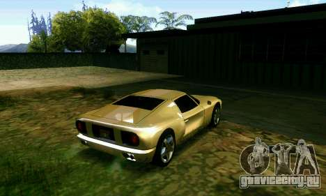 ENBSeries Rich World для GTA San Andreas пятый скриншот