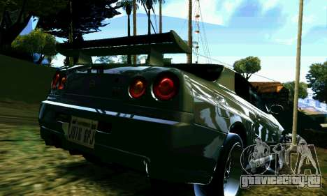 ENBSeries Rich World для GTA San Andreas