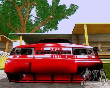ВАЗ 2112 Tuneable для GTA San Andreas салон