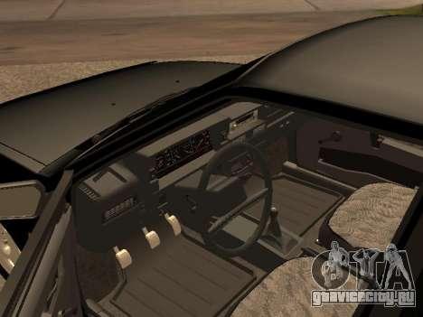 ВАЗ 2109 Бандитская девятка V 1.0 для GTA San Andreas вид слева