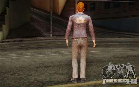 Woman Autoracer from FlatOut v2 для GTA San Andreas второй скриншот