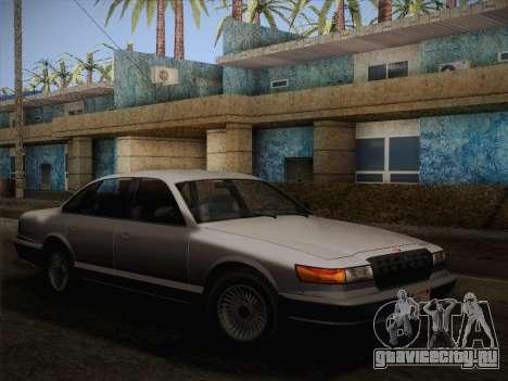 Stanier from GTA 5 для GTA San Andreas
