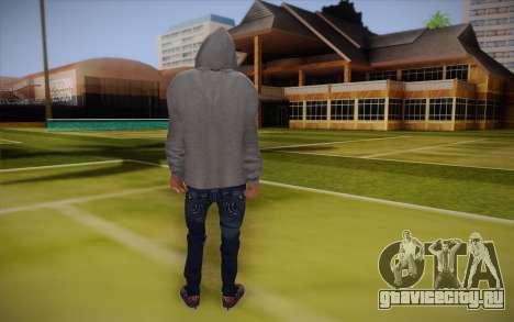 Graffiti Man для GTA San Andreas второй скриншот