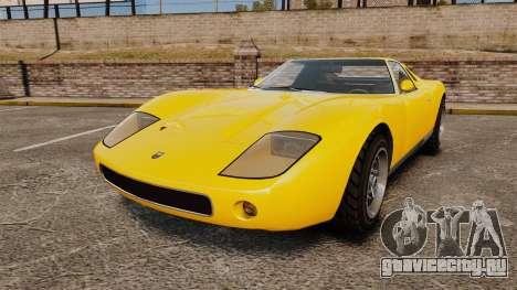 GTA V Pagassi Monroe для GTA 4
