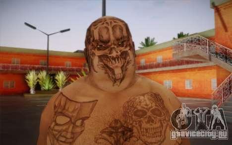 Him для GTA San Andreas третий скриншот