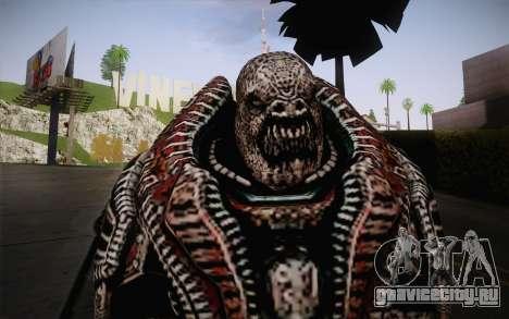 Theron Guard Cloth From Gears of War 3 v2 для GTA San Andreas третий скриншот