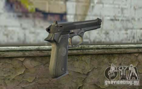 Police Beretta 92 для GTA San Andreas второй скриншот
