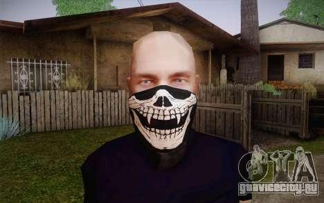 Buchon v1 для GTA San Andreas третий скриншот