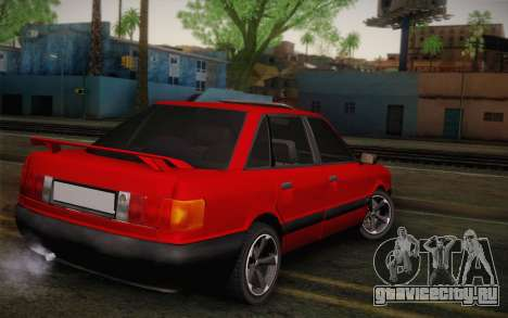 Audi 80 B3 v1.0 для GTA San Andreas вид слева