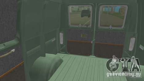 Ford E-150 1983 Short Version Commercial Van для GTA Vice City вид справа