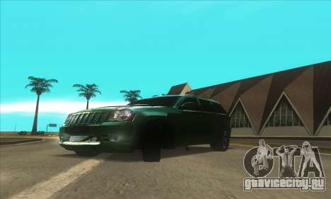ATI ENBseries MOD для GTA San Andreas третий скриншот