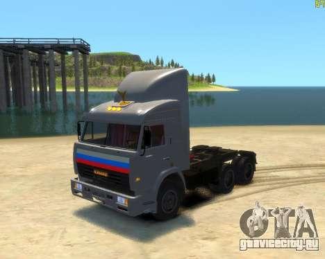 КамАЗ 54115 для GTA 4