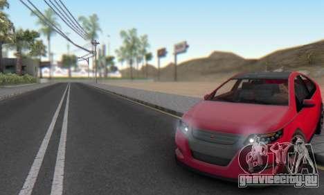Cheval Surge V1.0 для GTA San Andreas салон