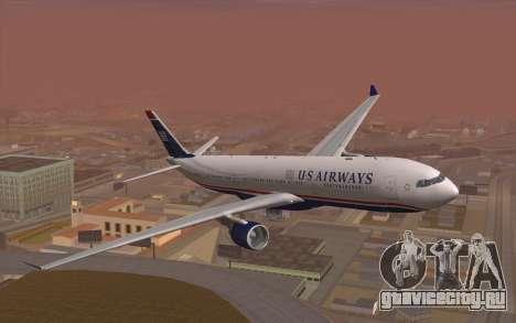Airbus A330-300 для GTA San Andreas