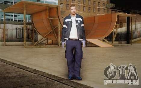 Medical from GTA IV для GTA San Andreas