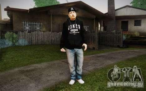 B-Real Skin для GTA San Andreas