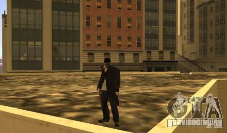 New Aiden Pearce для GTA San Andreas