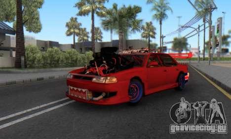 New Sultan для GTA San Andreas