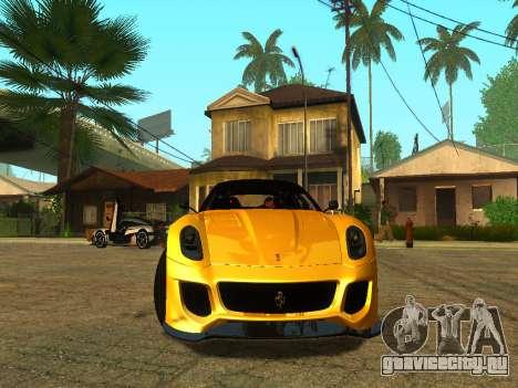 ENBSeries By Makar_SmW86 v1.0 для GTA San Andreas седьмой скриншот