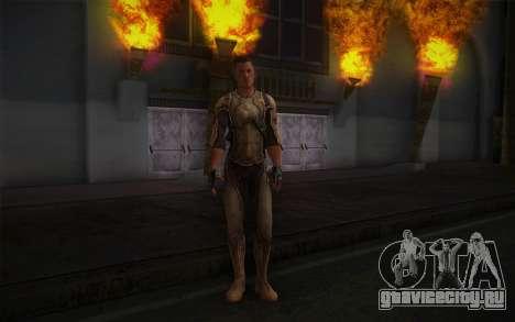 Lt. Nicholas Raine из Rage для GTA San Andreas