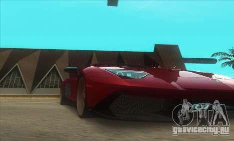 ATI ENBseries MOD для GTA San Andreas второй скриншот