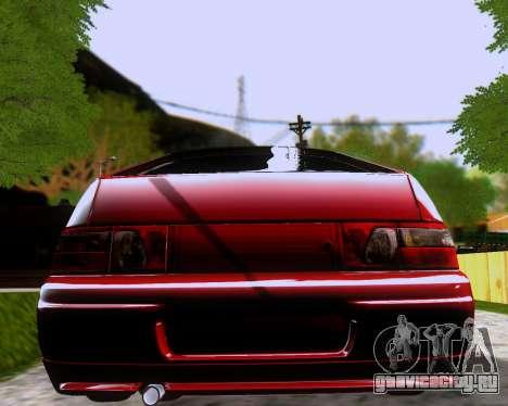 ВАЗ 2112 Tuneable для GTA San Andreas двигатель