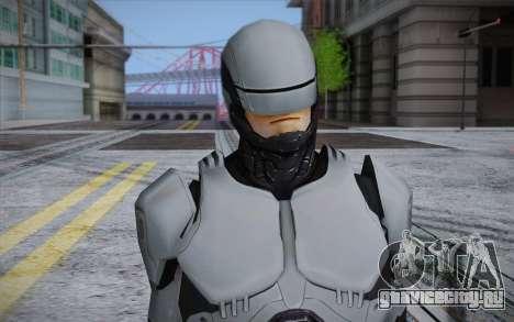 RoboCop 2014 для GTA San Andreas третий скриншот