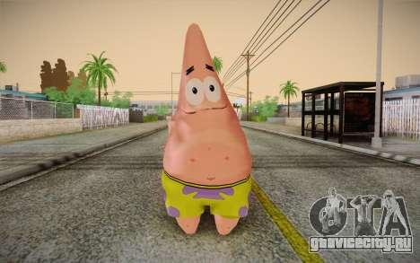 Патрик Стар для GTA San Andreas
