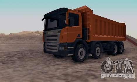Scania P420 для GTA San Andreas