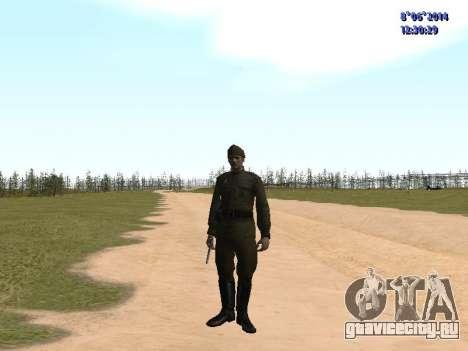 USSR Soldier Pack для GTA San Andreas восьмой скриншот