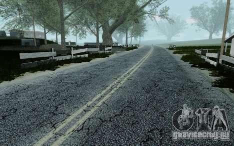 HD Roads 2014 для GTA San Andreas седьмой скриншот
