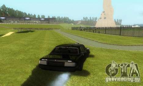 ГАЗ 3110 v8 MOPAR-Hot Rod для GTA San Andreas вид слева