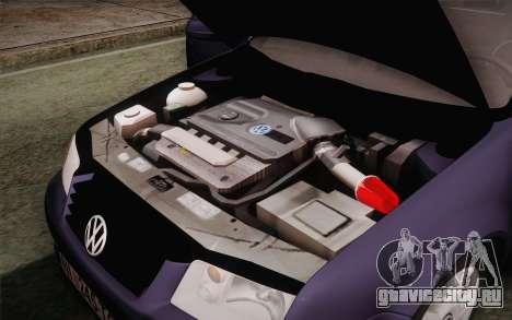 Volkswagen Bora для GTA San Andreas вид сбоку