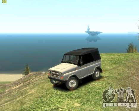 УАЗ 31512 для GTA 4