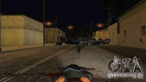 Franchi SPAS-12 для GTA San Andreas третий скриншот