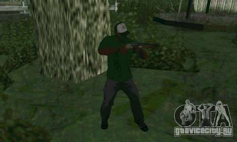 Новые характеристики оружия для GTA San Andreas второй скриншот