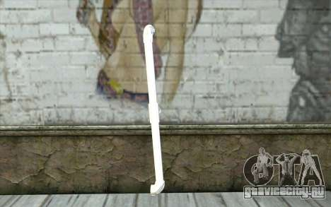 Хромированная труба для GTA San Andreas второй скриншот