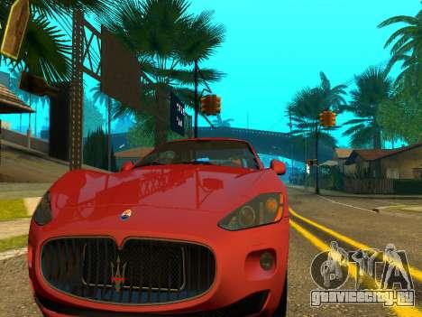 ENBSeries By Makar_SmW86 v1.0 для GTA San Andreas третий скриншот