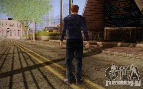 Race Driver from FlatOut v4 для GTA San Andreas второй скриншот