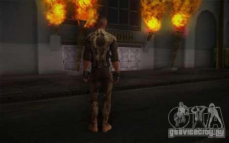 Lt. Nicholas Raine из Rage для GTA San Andreas второй скриншот