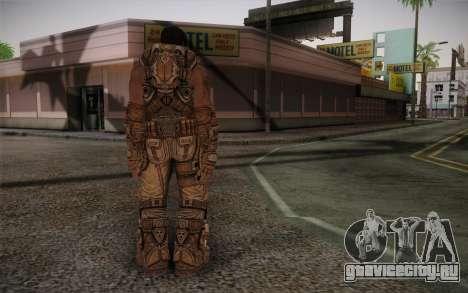 Dom From Gears of War 3 для GTA San Andreas второй скриншот
