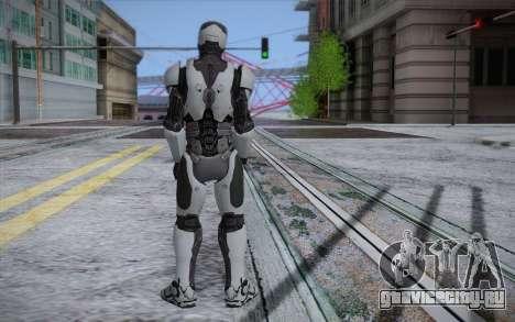 RoboCop 2014 для GTA San Andreas второй скриншот