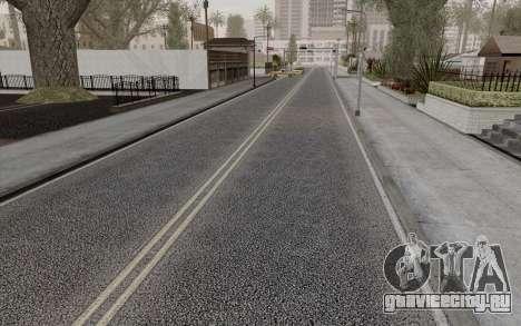 HD Roads 2014 для GTA San Andreas