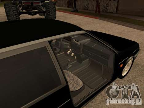 ВАЗ 2109 Бандитская девятка V 1.0 для GTA San Andreas