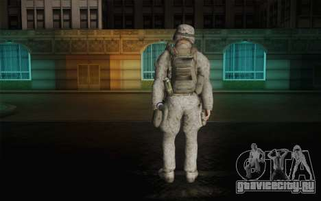 U.S. Marines для GTA San Andreas второй скриншот
