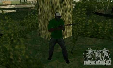 Новые характеристики оружия для GTA San Andreas шестой скриншот