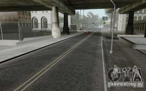 HD Roads 2014 для GTA San Andreas второй скриншот