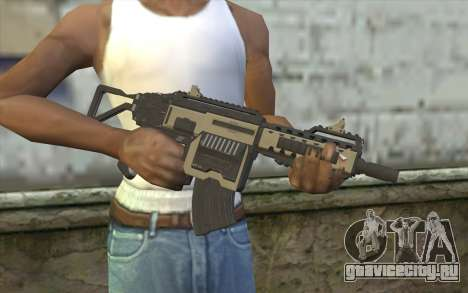 NS-11C Carbine from Planetside 2 для GTA San Andreas третий скриншот